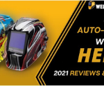Best Auto Darkening Welding Helmet 2021 Reviews - Buyer's Guide