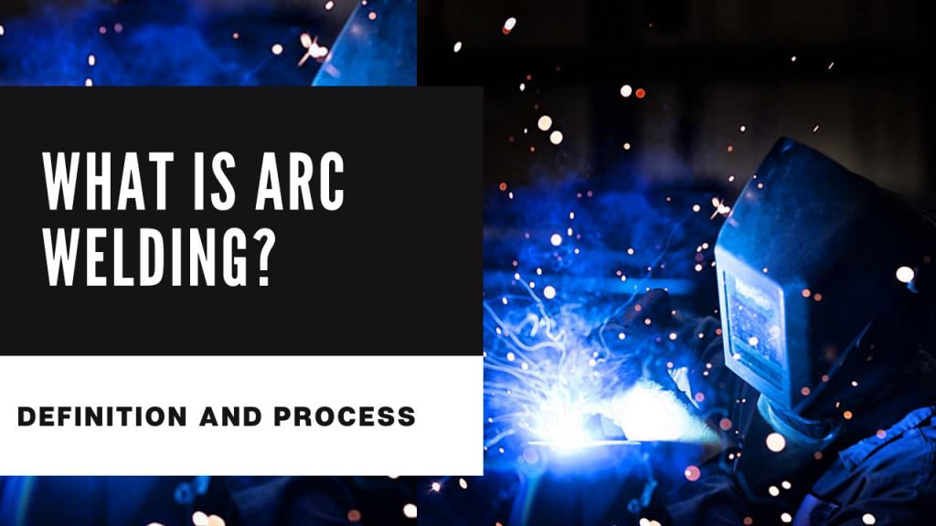 ARC welding 2021