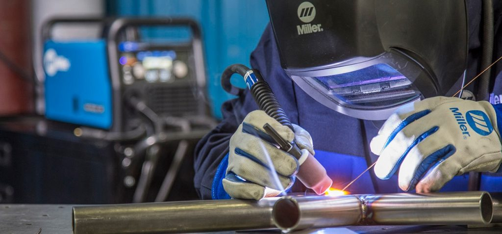 Why TIG welding?