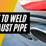 How to Weld Exhaust Pipe with Stick ,Flux , MIG and TIG Welding