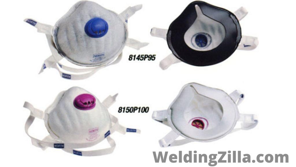 Disposable welding masks