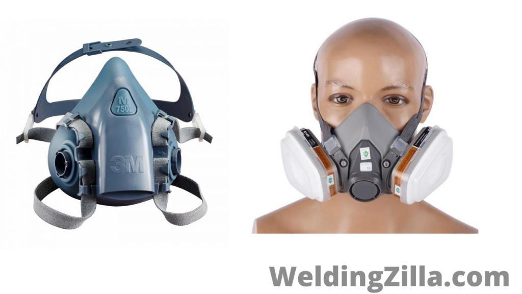 Reusable welding masks