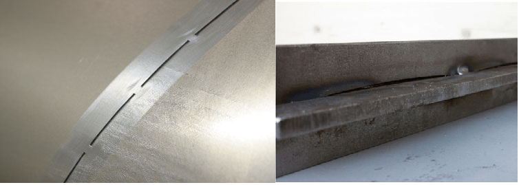 What is a Tack Weld