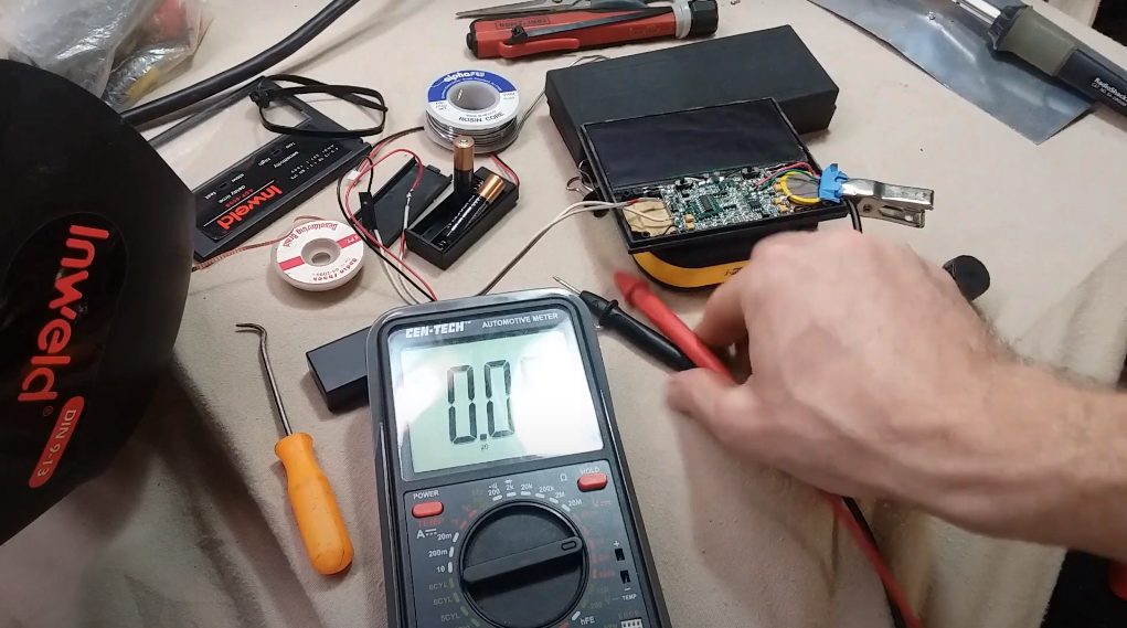 How to Change The Battery in Welding Helmet